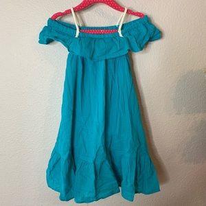 Toddler Girl's Old Navy Ruffle Maxi Dress